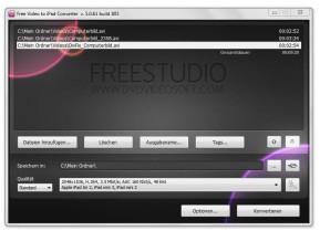 Free Video to iPad Converter