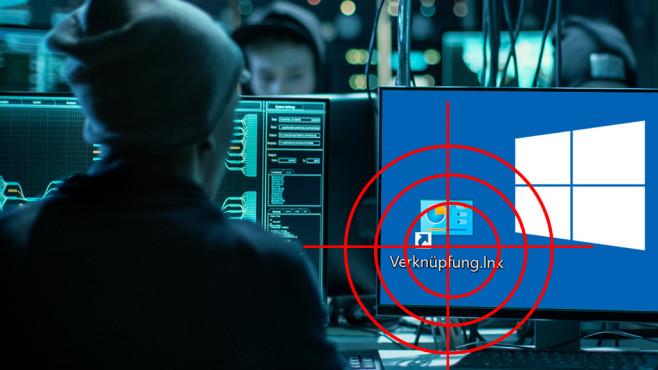 Schwachstelle in LNK-Dateien ©Microsoft, Gorodenkoff-Fotolia.com