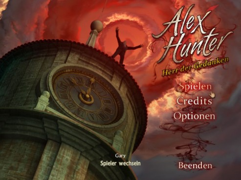Alex Hunter – Herr der Gedanken ©Intenium