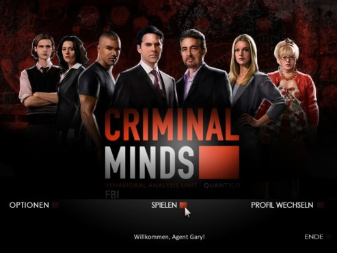 Criminal Minds © Intenium