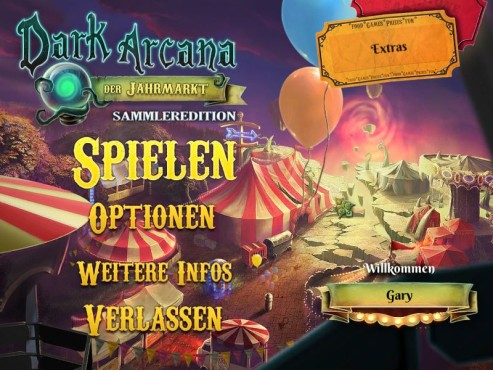 Dark Arcana – Der Jahrmarkt Sammleredition © Intenium