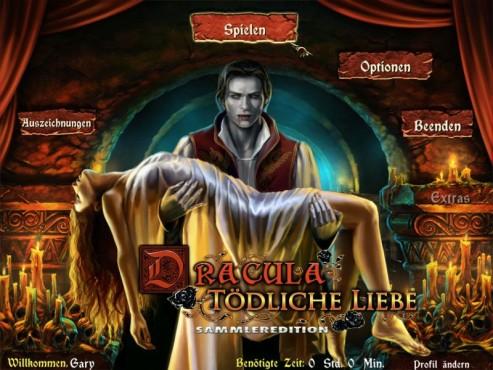 Dracula – Tödliche Liebe Sammleredition ©Intenium