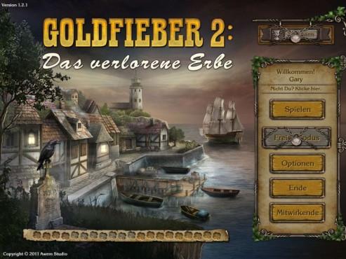 Goldfieber 2 – Das verlorene Erbe ©Intenium