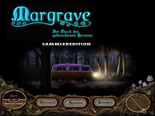 Margrave – Der Fluch des gebrochenen Herzens Sammleredition ©Intenium