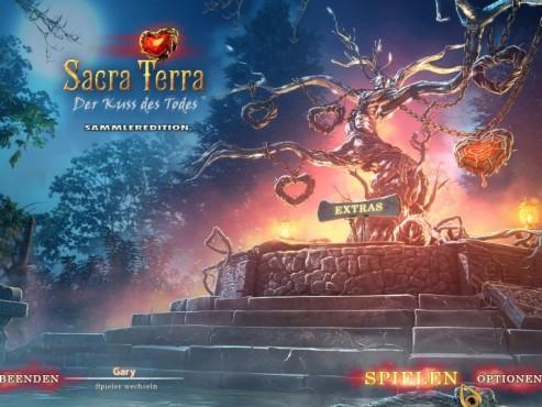 Sacra Terra 2 – Der Kuss des Todes Sammleredition ©Intenium
