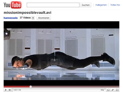 Mission: Impossible  – CIA-Hauptrechner © YouTube
