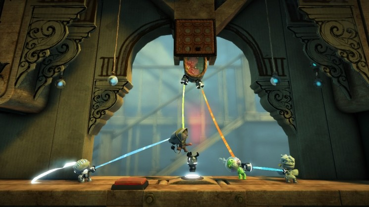 little big planet online spielen
