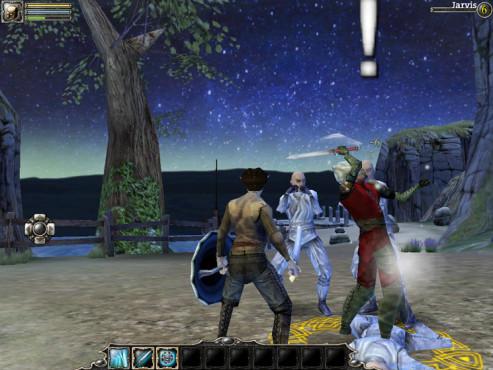 Aralon – Sword and Shadow HD ©Crescent Moon Games