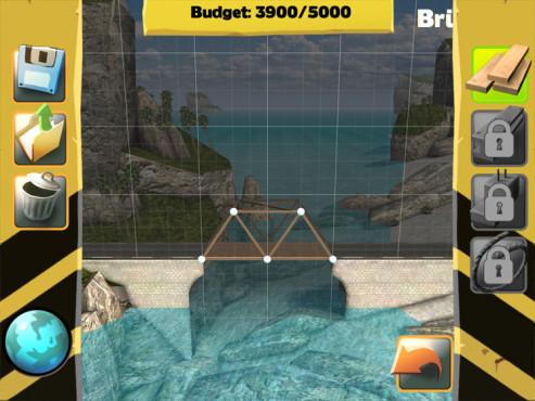 Bridge Constructor ©Headup Games GmbH & Co KG
