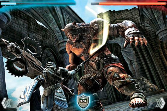 Infintiy Blade ©Epic Games