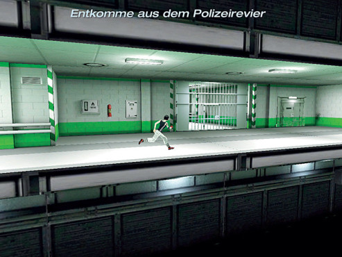 Mirror's Edge © Electronic Arts