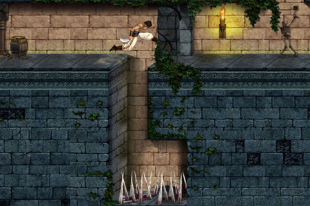 Prince of Persia Classic HD © Ubisoft