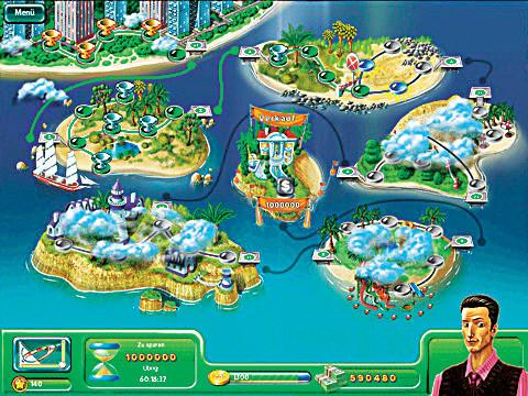 Urlaubs-Imperium HD ©Alawar Games