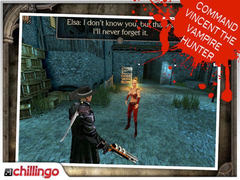 Vampire Origins ReloadedHD ©Chillingo