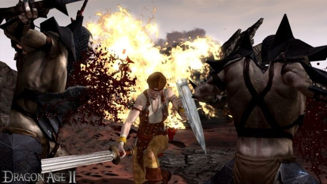 Rollenspiel Dragon Age 2: Blut © Electronic Arts