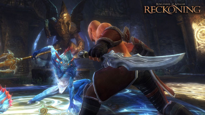 Rollenspiel Kingdoms of Amalur – Reckoning: Angriff © Electronic Arts