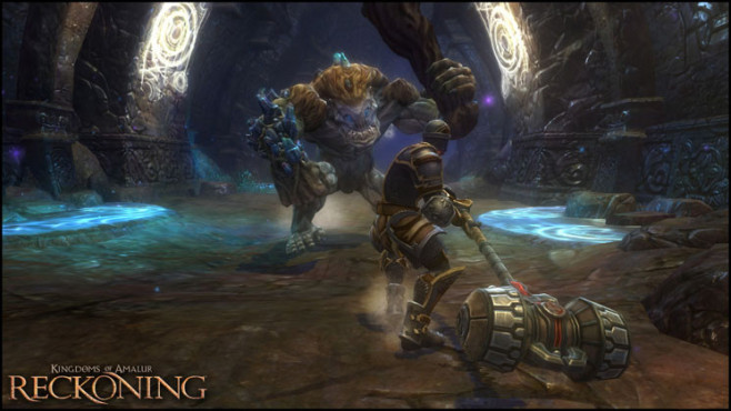 Rollenspiel Kingdoms of Amalur – Reckoning: Hammer © Electronic Arts