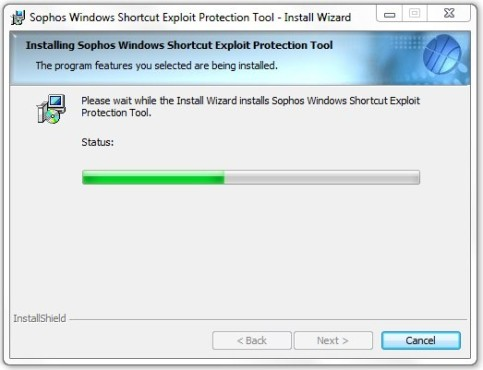 Windows Shortcut Exploit Protection Tool