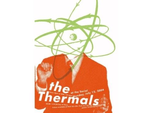 The Thermals ©myspace.com/thethermals