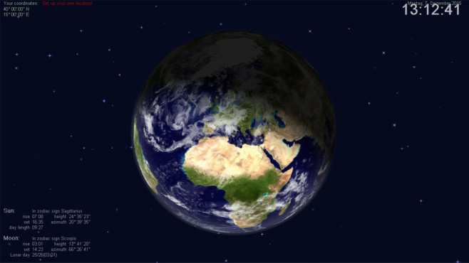 Actual Earth 3D © COMPUTER BILD
