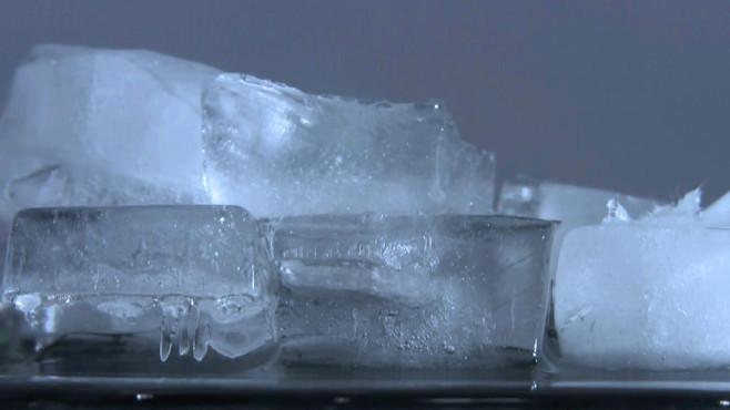 Eiswürfel-Bildschirmschoner ©COMPUTER BILD