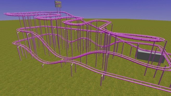 RollerCoaster 2000 ©COMPUTER BILD