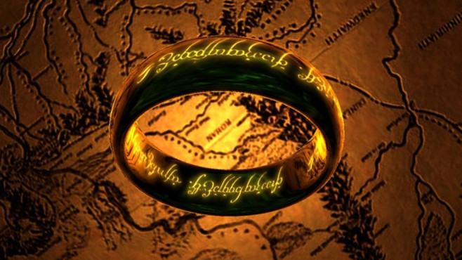 The One Ring 3D Screensaver © COMPUTER BILD