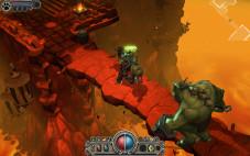 Rollenspiel Torchlight: Troll ©Runic Games