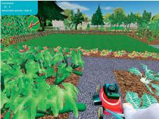 Simulation: Garten-Simulator 2010 ©Astragon