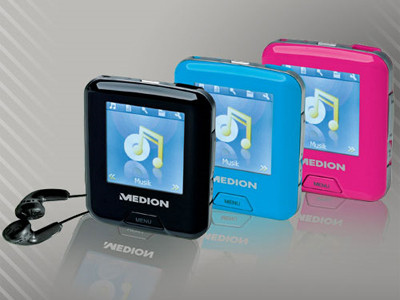 Medion Mp3 Mp3-player Medion Life P60013