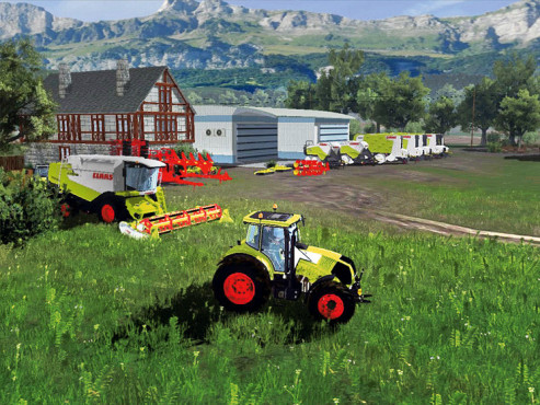 Agrar Simulator 2011 ©UIG