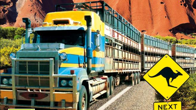 Australian Road Trains: Die Simulation ©UIG