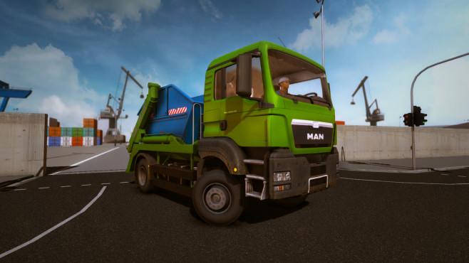 Bau-Simulator 2015: Laster ©Astragon