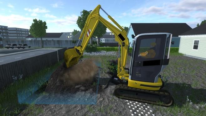 DIG IT!: Der Bagger-Simulator ©Rondomedia