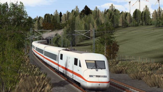 Eisenbahn-Simulator 2012 – Gold-Edition ©Rondomedia