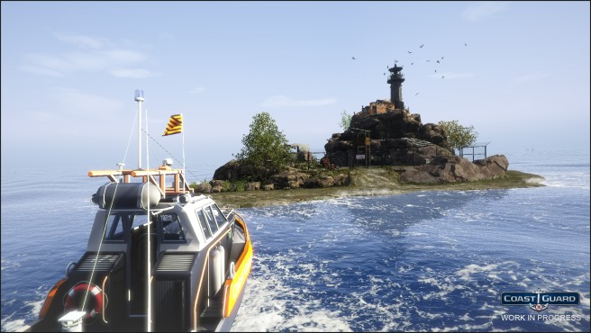 Küstenwache ©Astragon