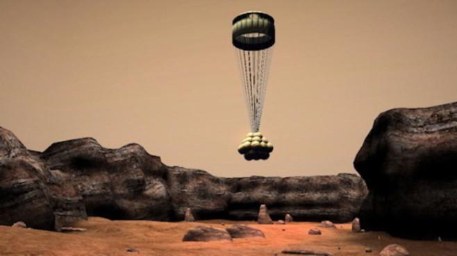 Mars-Simulator ©Rokapublish