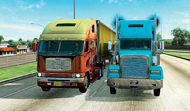 Rig 'n' Roll – Die Truck-Simulation ©Rondomedia