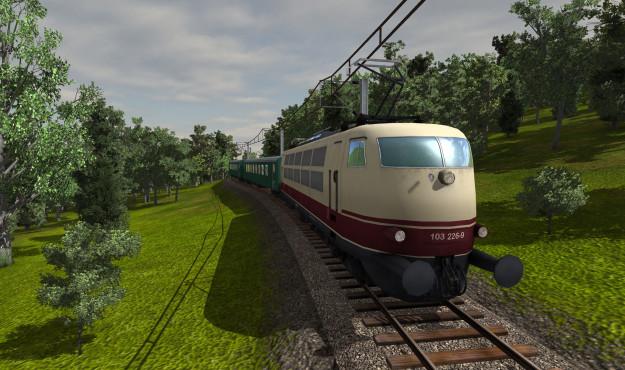 Train Fever: Zug ©Astragon