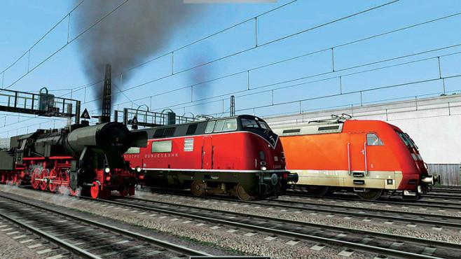 Train Simulator – Railworks 2010 ©Aerosoft