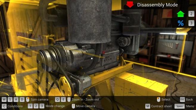 Traktor-Werkstatt Simulator 2015 ©Koch Media