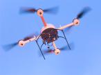 Kameradrohne der Firma Microdrones���Microdrones