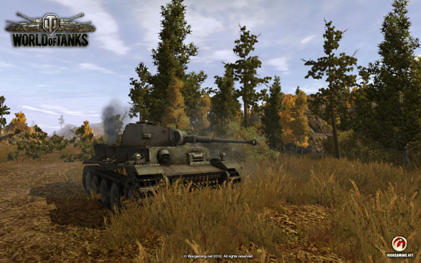 Actionspiel World of Tanks: Deckung © Wargaming