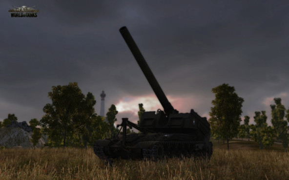 Actionspiel World of Tanks: Nacht © Wargames
