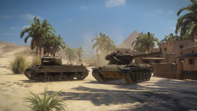 Bildergalerie: World of Tanks © Wargaming