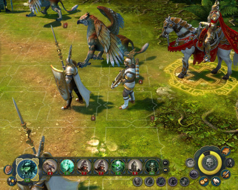 Strategiespiel Heroes of Might and Magic 6: Felder © Ubisoft