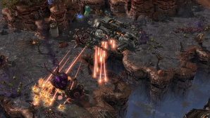 Starcraft 2: Video-Test