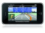 Navigon MobileNavigator auf dem iPhone���Navigon