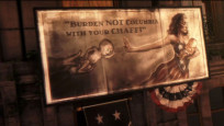 Actionspiel Bioshock – Infinite: Schild © Take-Two
