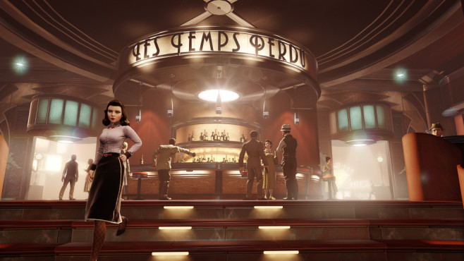 Bioshock Infinite – Burial at Sea © 2K Games